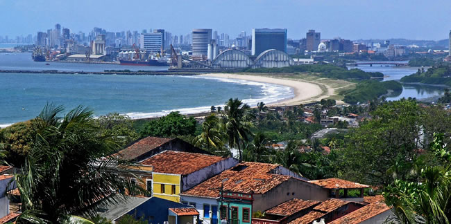 città del Brasile Recife